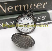 Кварцевые унисекс женские карманные часы ожерелье старинные аксессуары оптом версия свитер цепи дамы висит мужские часы