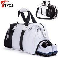 Çanta Sırt Çantası Büyük Kapasite 201.027 Seyahat Marka Golf Giyim Çanta Pu Topu Çanta Büyük Kapasiteli Giyim Golf Ayakkabı Çanta
