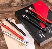Moonman Master F9 Fountain Fountain Pen Snake / Spider Piston Tinta Pen F NIB 0.5mm Original Box1