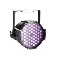 120W RGB LED الخفيفة الاسمية الصوت ديسكو داخلي دي جي حزب النادي المرحلة عرض الإضاءة