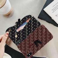 Mode magnifique portefeuille de téléphone portable durable et résistant aux gouttes pouvant être adapté à l'iPhone 11 12 PRO X XS MAX XR 7 8 Plus SJK21