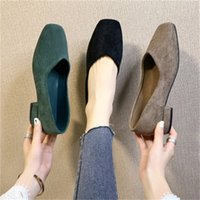 2020 spring new Korean wild women' s shoes fashion Mary ...