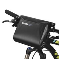 SAHOO 111361-SA Full impermeable 3l Road Mountain Road Ciclismo Bicicleta Bicicleta Manillar Bolsa Pannier Basket Bask Bag Strap Strap 20116