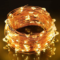 10 20 m USB lamp silver wire fairy wreath external Christmas...