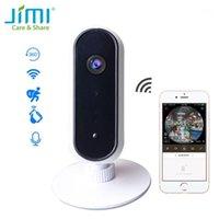 Kamery Jimi JH06P LY 1080P Wireless WiFi Kamera IP Fisheye Panoramiczny Dom Monitor Baby Monitor1