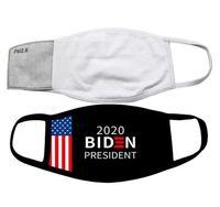 Biden 승화 공백 얼굴 마스크 필터 포켓을 가진 성인 어린이는 PM2.5 가스켓 먼지 방지를 열전달 프린트에 넣을 수 있습니다.