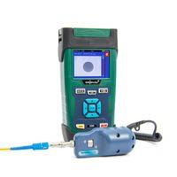 Faseroptikausrüstung Orientek K330 Mini SM OTDR Tester 1310/1550NM 32/30 dB mit Tipp-600V K320 1550NM 32DB DE FIBRA Optica FedEx / DHL / UPS