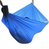 텐트 및 피난처 그물 침대 캠핑 트리 스트랩 그물 침대 브랜드 기어, 야외 배낭 여행, 휴대용