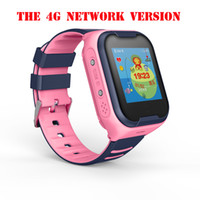 2020 A36E 4G Smart Kids Watch Водонепроницаемый IPX7 Wi-Fi GPS Видео Вызов Монитор Tracker Clock Студенты Наручные Часы Дети Детские GPS