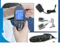 2016 Nuevo Pen Electronic Acupunture Point Láser Acupuntura Tratamiento Personal Meridian Terapia Dispositivo Cuerpo Analizador de salud