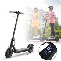 "EE. UU. 8.5 ""Scooter eléctrico plegable para adultos 300W 20 km rango 25km / h"