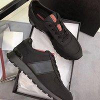 Marke Trainer Männer Match Race Triple Back Runner Sneakers Designer Schuhe Sport Freizeitschuhe Schwarz Outdoor Schuhe mit Kastengröße 40-45