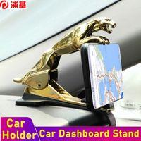Dashboard Car Téléphone Porte-clip Support Montage de voiture Stand Stand GPS Support de voiture Support de voiture Support 6,5 pouces Téléphone