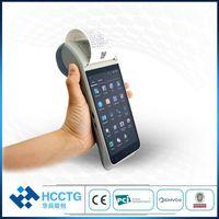 Terminal d'empreintes digitales biométriques biométriques RAM2GB + ROM16GB avec scanner d'imprimante HCC-Z911