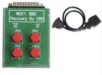أداة W211 / R230 ABS / SBC أداة ل BENZ OBD SBC RESET أداة ل BENZ Auto Diagnostic Tool OBD2 تشخيص السيارات