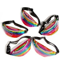 New Free Shipping Fashion Women Girls Fanny Pack Holographic...