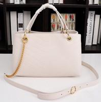 2020top Mode Leinwand Top Qualität Handtasche Damen Handtasche Umhängetasche Größe 28-18-15cm