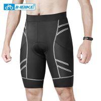 Мотоциклетная одежда Inbike 2021 PRO Велоспорт Шорты Утолщенные Гелевые Накладки Велосипедная дорожка Велосипед Летние Дышащие отражающие колготки для мужчин1