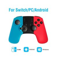Bluetooth Gamepad For Switch Controller Wireless Joystick Joypad Game Accessories For PC Android Switch