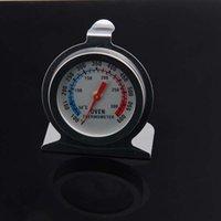 Portable Nouveau four Thermomètre de four en acier inoxydable Plastique Spécial Thermomètre Thermomètre de mesure Thermomètres Thermomètres de cuisson VTKY2357