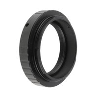 T2-EOS Mount Adapter Ring for T2 Mirror Telephoto Lens Telescope to for Canon EOS EF Mount Camera