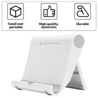 Universal Telefone Tablet Titular Multi Angle Telefone ajustável stand Multi-funcionais suporte móvel Acessórios do telefone