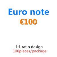 Wholesale Money Bar 04 PROP MONEY 20 BULLET EURO FAUX MONEY 100 Поддельных ночных клубов фильм 10 Goldet Euro Play 50 Atmosphere Aqsen