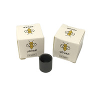JCVAP al carburo di silicio a fuoco V Carta SIC Inserire V2 versione 2.0 per Carta atomizzatore sostituzione di cera vaporizzatore SIC Bowl SIC Cup