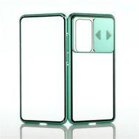 Ön Geri Temizle Manyetik Emme Pencere Telefon Kılıfı Çift Taraflı Kapak Şeffaf Shell iPhone 11 Pro Max XR X XS 6 7 8 Artı