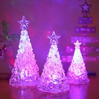 LED Night Light Christmas Ornament Night Light Ins Home Room...