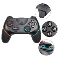 Para Switch Pro Bluetooth Wireless Controller para NS Splatoon2 Remote Gamepad para Nintend Switch Console Joystick Switch Lite