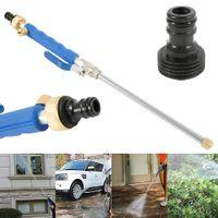 Gartenschlauch Wassergewehrauto Hohe Druckkraft Waschmaschine Gun Sprinkler Bewässerungsdüse Reinigungswerkzeuge für Fenster Gartenspritzen 201203