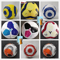 Nouveau Club League 2020 Taille 5 balles Ballon de football Ball de haute qualité Jack match Liga Première 20 21 balles de football (expédier les balles sans air)