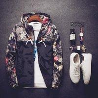 Мужские куртки 2021 Männer Bomber Jacke Dünne Lange Bayball Jacken WindjaCke молния Winterbreaker Männlichen Eartwear Marke Kleidung1