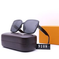 2021 New cross border men' s and women' s sunglasses...