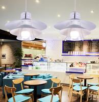 Nordic postmoderne LED Kronleuchter kreative Lichter Anhänger Essbar Korridor Pendelleuchte einfacher atmosphärische Deckenleuchten