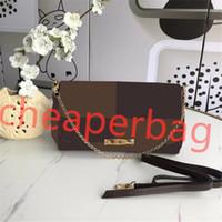 Модная цепочка мужская и женская классическая сумка PU высокого качества Crossbody Bags Bag Bag Tote LK6688 Лучшие поставщики Bolso кожаная сумка в продаже