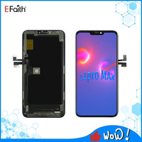 EFAITH INCLY الجودة شاشة LCD ل 11 برو ماكس مع 3D شاشة اللمس استبدال محول الأرقام الجمعية محول الأرقام لفون 11 برو شاشة LCD