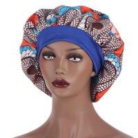 Шапки / черепные колпачки 2021 хлопок NightCap Turban Hat Сплошной цвет Женщины Теплый зимний Главный капот Внутренний хиджаб для женской мусульманской обертки