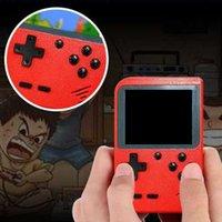 Taşınabilir El Gameboy TFT Ekran Video Oyun Konsolu Retro 8 Bit Mini Oynatıcılar 400 Oyunlar 3 1 AV Cep Color LCD
