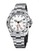 luxuoso relógio 3A m216570-0001 tipo Explorador assistir 2. desportos mecânicos dos homens. 42 mm discar. Explorador Relógio de luxo 3A Qualidade
