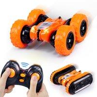 Landzo Hot Remote Control Toys RC Voiture pour Enfants, Enfants, Véhicules de course 4WD pour adultes Petite mini Drift Voiture électrique Radio Toys Cadeau 201202