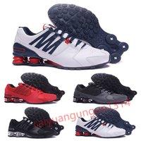 Shox Hot Avenue 802 Homens Entregar NZ Oz R4 803 809 Turbo Raça Mulheres Tênis Design Athletic Sneakers Avenue Sports Trainer Shoes C13