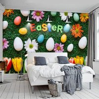 Fonds d'écran Espace Moderne Egiment Pelouse Fond Mur 3D Papier pour murs Enfants Salon Amélioration de la maison Non Wovens