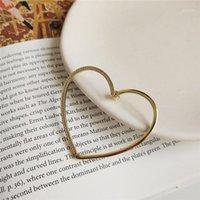 Hoop Huggie Ruiyi Real 925 стерлинговые серебряные женщины 18k 18k золотые серьги формы сердца девушки день рождения вечеринка ювелирные изделия изысканные нишевые серьги1