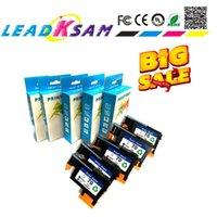Cartuchos de tinta 5x cabezal de impresión compatible con 70 cabezales de impresión C9407A C9406A C9405A C9404A DesignJet Z5200 Z2100 Z3200 Z3100 Z54001