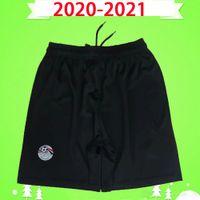 Nuovo 2020 2021 Pantaloncini da calcio in Egitto Home Rosso Away Bianco 20 21 Kahraba A. Hegazi Ramadan Pantaloni da footbal