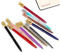 2021 Новый дизайнер Creative Metal Pen Penapse Head Metal Ballpoint Ручки Мода Роскошная ручка подарок Weddingoffice School Office Sace