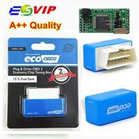 진단 도구 20pcs / 롯택 할인 가격 Nitroobd2 / EcoBD2 칩 튜닝 박스 니트로 OBD2 벤진 / 디젤 Car1 용 자동 OBD 인터페이스