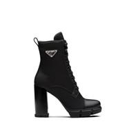Новые дизайнерские кожаные и нейлоновые пешеходы женские Женские ботильоны из лодыжки кожаные ботинки Australia Booties зимние ботинки Размер нам 4-10